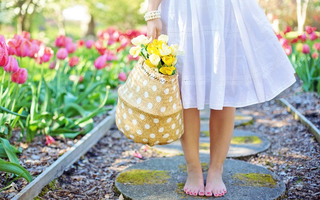 Springtime Health and Happiness